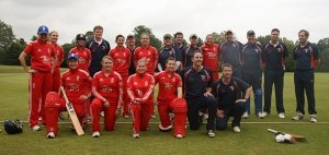 CWB in narrow defeat against England Women
