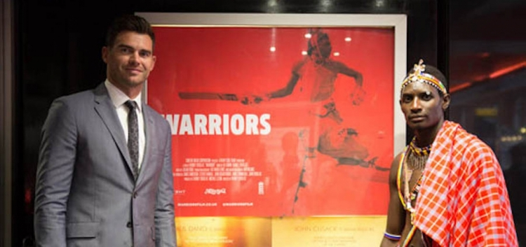 WARRIORS premieres at Curzon Cinema