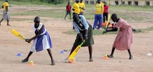 CWB volunteers celebrate Women in Sport Week