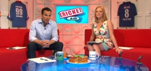 CWB on Cricket AM