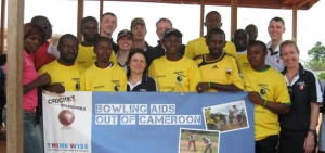 CWB Trustee Chris's thoughts on Cameroon