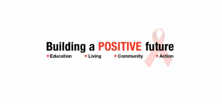 Building a POSITIVE future - World AIDS Day