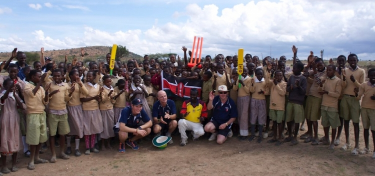 Eva, elephants and karate kids: Luke's highlights from Kenya 2